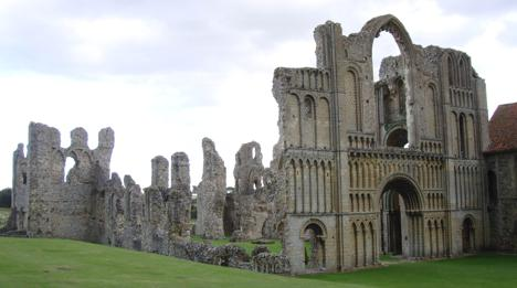 Castle Acre Priory