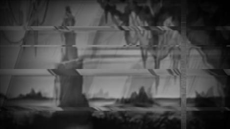 Old fashioned Knightmare intro credit sequence