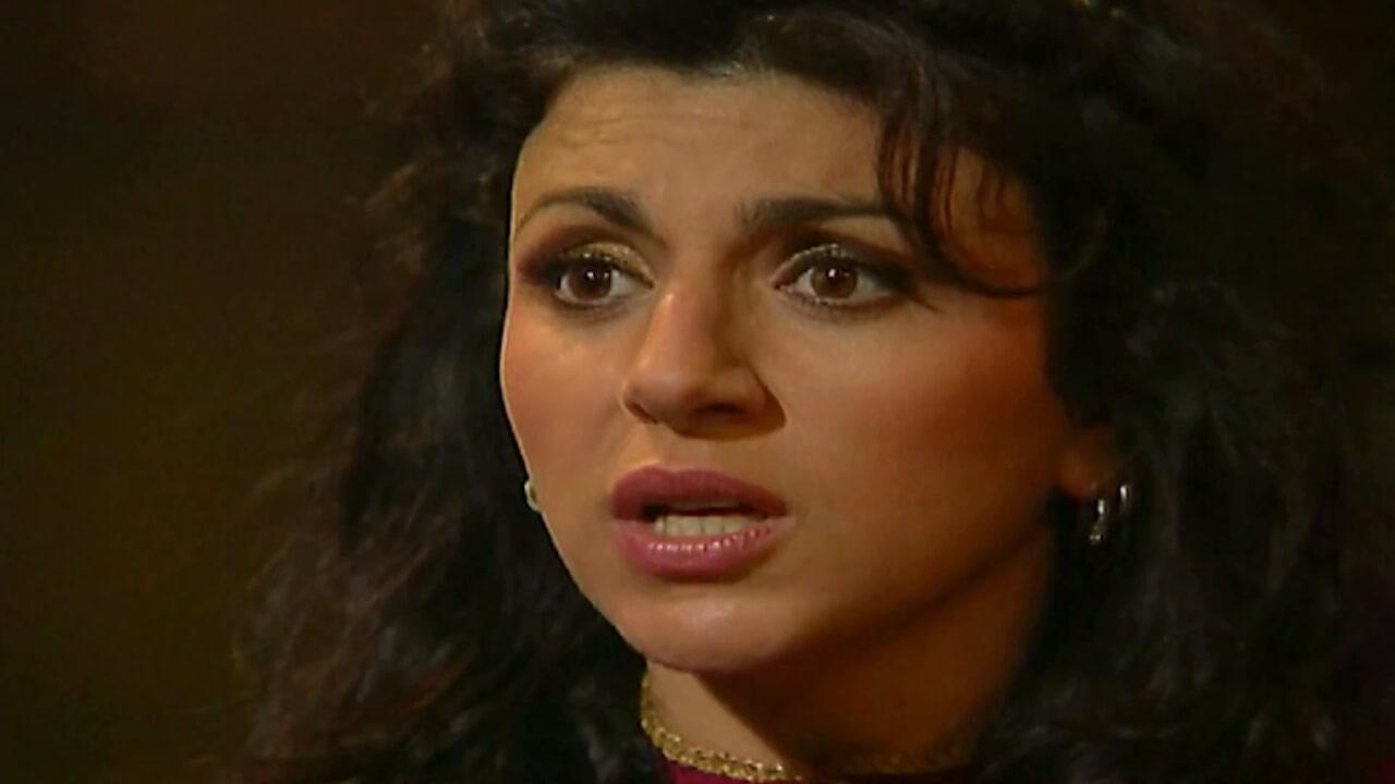 Majida the Genie. Played by Jackie Sawiris.