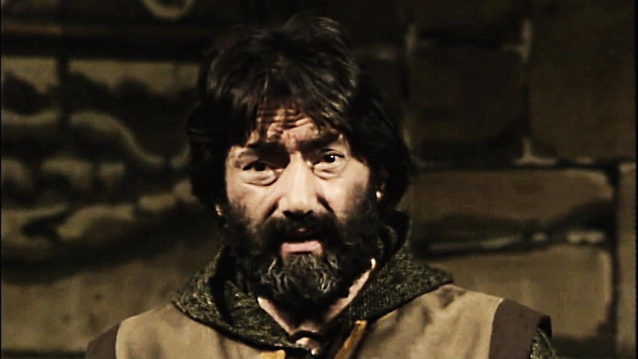 Treguard the Dungeon Master, in Series 1 (1987). Played by Hugo Myatt.