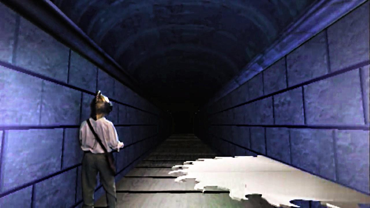 The Corridor of Blades, used in Knightmare for five seasons between 1990 and 1994.