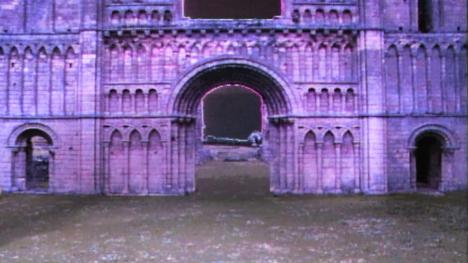 The Ruins of Dungarth, as shown in Series 4 (1990) and Series 6 (1992).