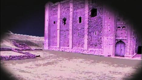 The Fortress of Doom, as shown in Series 4 (1990).