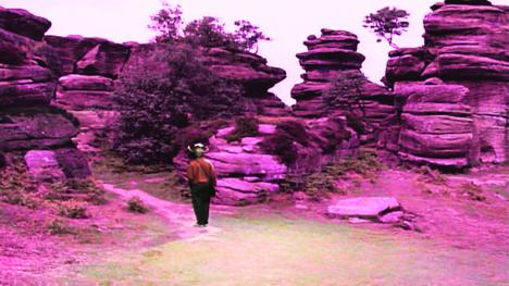 The Rocks of Bruin, as shown in Series 6 (1992).