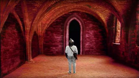 The Undercroft, as used in Series 6 and Series 7.