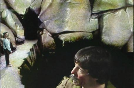 Knightmare Series 1 Team 3. Simon faces the giant in his lair.