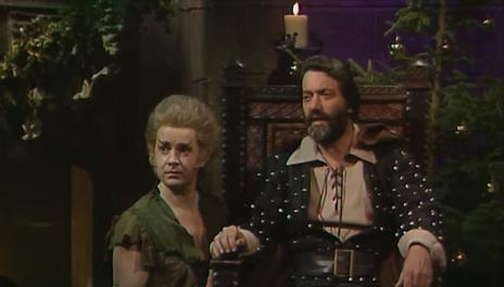 Pickle and Treguard, Series 4 end, Christmas