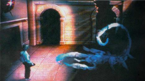 Promotional image of Knightmare used in Cult Times (November 2005)