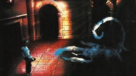 Header from C+VG article on Knightmare in 1987.