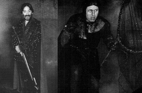 A cover montage of Treguard and Snapper-Jack in The Quest, the Official Knightmare newsletter. Volume 4, Issue 1.