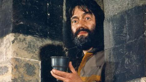 Cropped 1987 publicity shot of Treguard (Hugo Myatt).