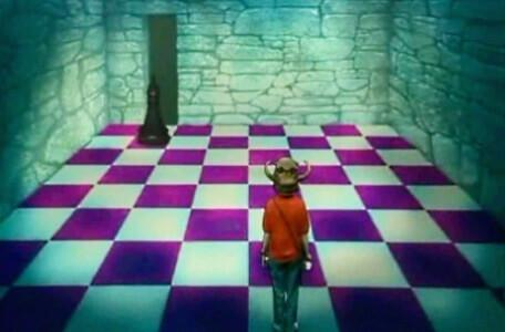 Knightmare Series 2 Team 11. Anthony must face the Combat Chess challenge.
