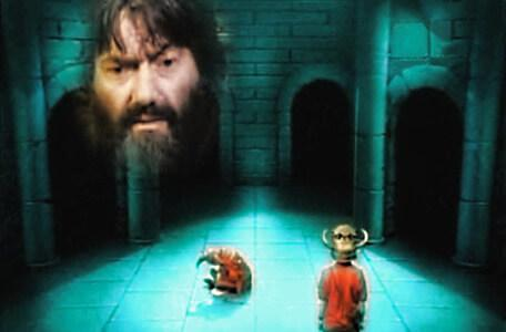 Knightmare Series 2 Team 11. Anthony finds a dejected Folly.