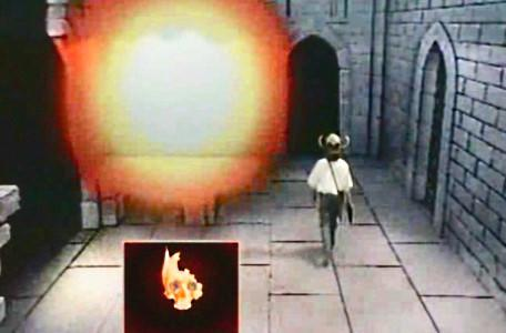 Knightmare Series 2 Team 1. Martin's quest ends at a bomb room.