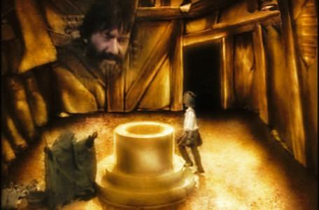 Knightmare Series 2 Team 1. Mildread's tricks are foiled by Treguard.