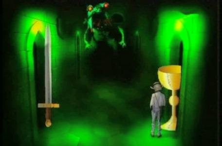 Knightmare Series 2 Team 6. Akash is sent towards the wrong quest object in the Corridor of the Catacombs.