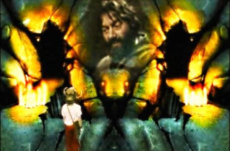 Knightmare Series 2 Team 8. Treguard issues a warning about the fire in the Scarab Room.