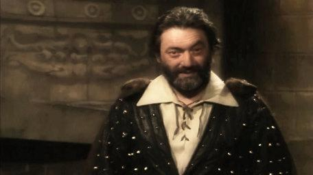 Series 3 (1989). Treguard the Dungeon Master introduces an episode.