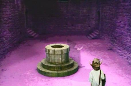 Knightmare Series 4 Quest 2. Alistair finds an assassin at the Level 1 wellway.