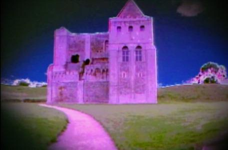 Knightmare Series 4 Quest 2. Footage of the pathway towards the Fortress of Doom.