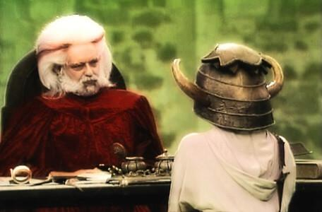Knightmare Series 4 Quest 3. Nikki is questioned by Hordriss in Level 1.