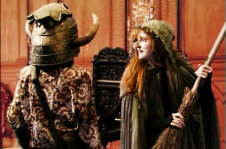 Knightmare Series 6 Team 2. Sumayya meets Heggatty the Witch.