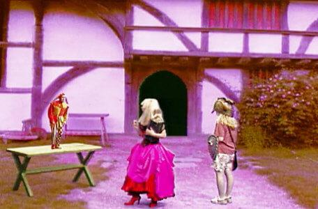 Knightmare Series 6 Team 4. Motley is returned to his normal size by Sidriss.