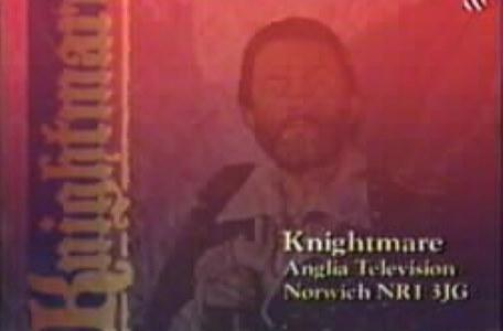 Children's ITV 1993: An invitation and address to apply to appear on Knightmare.