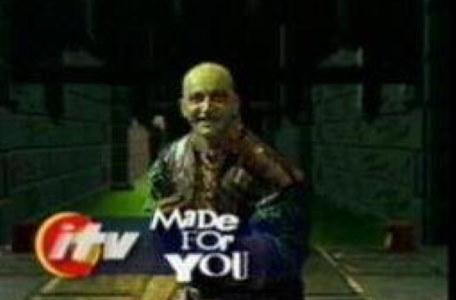 Children's ITV 1993: Lissard appears in a 'CITV Made for You' trailer series.
