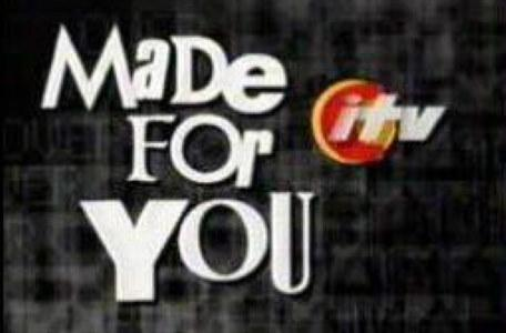 Children's ITV 1993: A 'Made for You' trailer sequence (dark background)