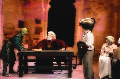 Knightmare Series 7 Team 7. Hordriss is stunned when Lissard is revealed.