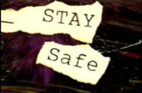 Children's ITV 1994: Part of the Bonfire Night 'Stay safe' campaign.