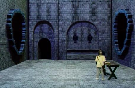 Knightmare Series 8 Team 6. Dunstan reaches the Level 3 clue room in Linghorm.