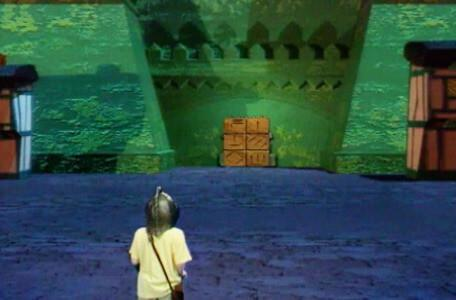 Knightmare Series 8 Team 6. Dunstan encounters a rune lock at the gates of Marblehead.